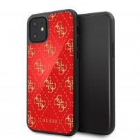 Чехол Guess, для iPhone 11 (GUHCN614GGPRE)