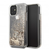 Чехол Guess, для iPhone 11 (GUHCN61GLHFLGO)