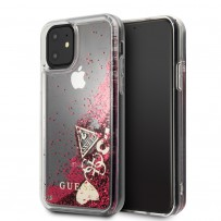 Чехол Guess, для iPhone 11 (GUHCN61GLHFLRA)