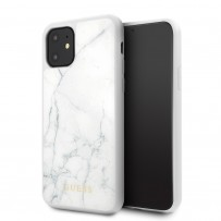 Чехол Guess, для iPhone 11 (GUHCN61HYMAWH)