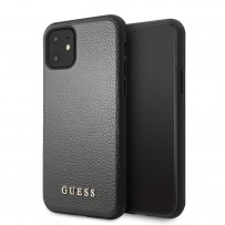 Чехол Guess, для iPhone 11 (GUHCN61IGLBK)
