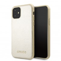 Чехол Guess, для iPhone 11 (GUHCN61IGLGO)