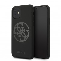 Чехол Guess, для iPhone 11 (GUHCN61LS4GBK)