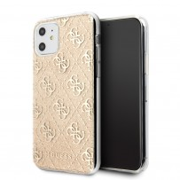 Чехол Guess, для iPhone 11 (GUHCN61PCU4GLGO)