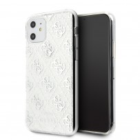 Чехол Guess, для iPhone 11 (GUHCN61PCU4GLSI)
