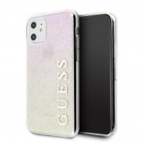 Чехол Guess, для iPhone 11 (GUHCN61PCUGLGPI)