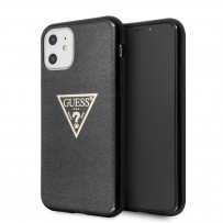 Чехол Guess, для iPhone 11 (GUHCN61SGTLBK)