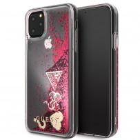 Чехол Guess для iPhone 11 Pro Max (GUHCN65GLHFLRA)