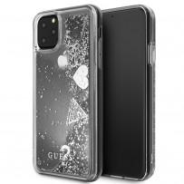 Чехол Guess для iPhone 11 Pro Max (GUHCN65GLHFLSI)