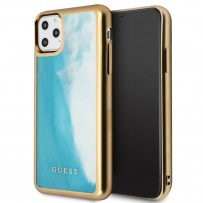 Чехол Guess для iPhone 11 Pro Max (GUHCN65GLTRBL)