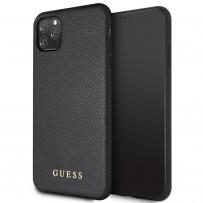 Чехол Guess для iPhone 11 Pro Max (GUHCN65IGLBK)