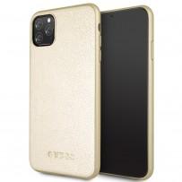 Чехол Guess для iPhone 11 Pro Max (GUHCN65IGLGO)