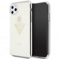 Чехол Guess для iPhone 11 Pro Max (GUHCN65SGTLGO)