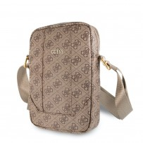 Сумка Guess для планшетов 10' 4G Uptown Bag Brown