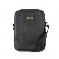 "Сумка Guess для планшетов 10"" Saffiano look Black"