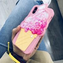 """Чехол """"Мороженое"""" для iPhone XS/ X (5.8)"""