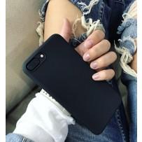 """Чехол для iPhone 7/ 8 PLUS """"Матовый Оникс"""""""