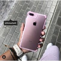"""Чехол """"Gurdini"""" противоударный для iPhone 7/8 PLUS, розовый"""
