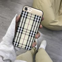 "Чехол ""Leoleo"" для iPhone 7, Burberry"