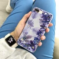 Чехол Beckberg для iPhone 7 PLUS, со стразами, стиль 21