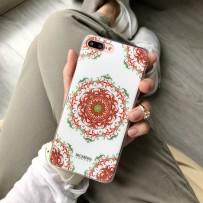 """Чехол Beckberg """"Розы"""", для iPhone 7 PLUS"""