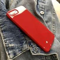 "Чехол ""Глянец"" для iPhone 6/6s, красный"