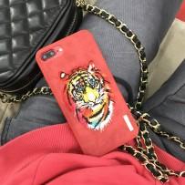 """Чехол для iPhone 7/8 """"Могучий Тигр"""""""