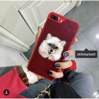 """Чехол для iPhone 7/8 """"Pretty Kitty"""""""