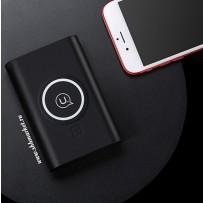 Беспроводное переносное зарядное устройство USAMS, 8000mAh, черный