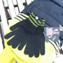 """Сенсорные перчатки iGloves, """"Классика"""", темно-серый, (мужские)"""