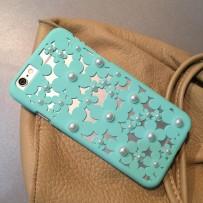 """Чехол """"Pearl"""" для iPhone 5/5s, мятный"""