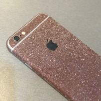 "Защитная, противоскользящая пленка ""Magic sticker"" для iPhone 6 PLUS/6s PLUS, розовое золото"