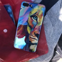 "Накладка для iPhone 7/8 Plus, ""Лев"""