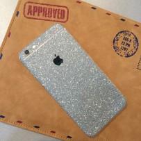 "Защитная, противоскользящая пленка ""Magic sticker"" для iPhone 6 PLUS/6s PLUS, серебро"