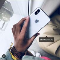 Чехол Hoco Clear Silicone для iPhone XS/ X (5.8)
