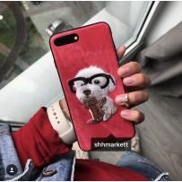 Чехол для iPhone 7/8, Funny Puppy