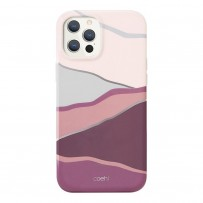 Чехол Uniq для iPhone 12 Pro Max (6.7) чехол COEHL Ciel Pink