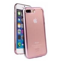 Чехол Uniq для iPhone 7/8 Plus Glacier Frost Rose gold