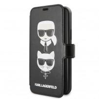 Чехол KARL Lagerfeld, для iPhone 11 Pro (KLFLBKSN58FKICKC)