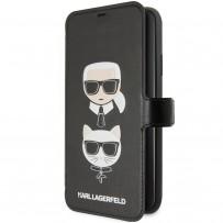 Чехол KARL Lagerfeld, для iPhone 11 Pro Max (KLFLBKSN65FKICKC)