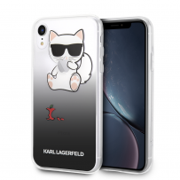 Чехол Karl Lagerfeld для iPhone XR (KLHCI61CFHE)