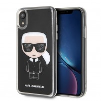 Чехол Karl Lagerfeld для iPhone XR (KLHCI61ICGBK)