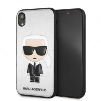 Чехол Karl Lagerfeld для iPhone XR (KLHCI61IKPUSI)