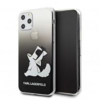 Чехол KARL Lagerfeld, для iPhone 11 Pro (KLHCN58CFNRCBK)