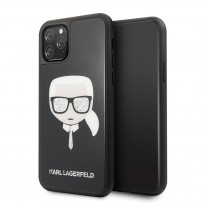 Чехол KARL Lagerfeld, для iPhone 11 Pro Max (KLHCN65DLHBK)