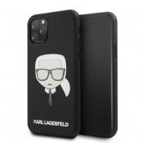 Чехол KARL Lagerfeld, для iPhone 11 Pro (KLHCN58GLBK)