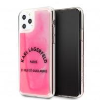 Чехол KARL Lagerfeld, для iPhone 11 Pro (KLHCN58GLTRSL)