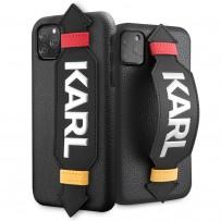 Чехол KARL Lagerfeld, для iPhone 11 Pro (KLHCN58HDAWBK)