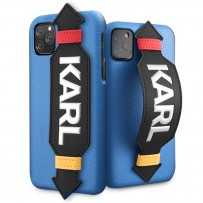 Чехол KARL Lagerfeld, для iPhone 11 Pro (KLHCN58HDAWBL)