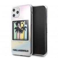 Чехол KARL Lagerfeld, для iPhone 11 Pro (KLHCN58IRKD)